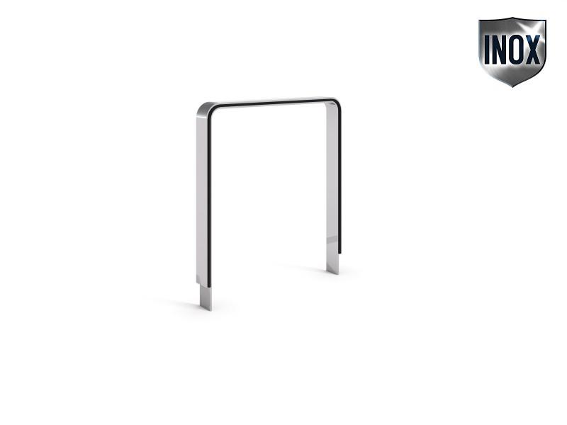Fahrradständer aus Edelstahl 24 Inter-Play Spielplatzgeraete