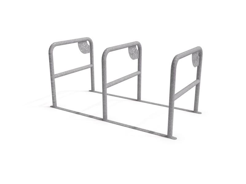 Inter-Play - Stahl Fahrradständer 05