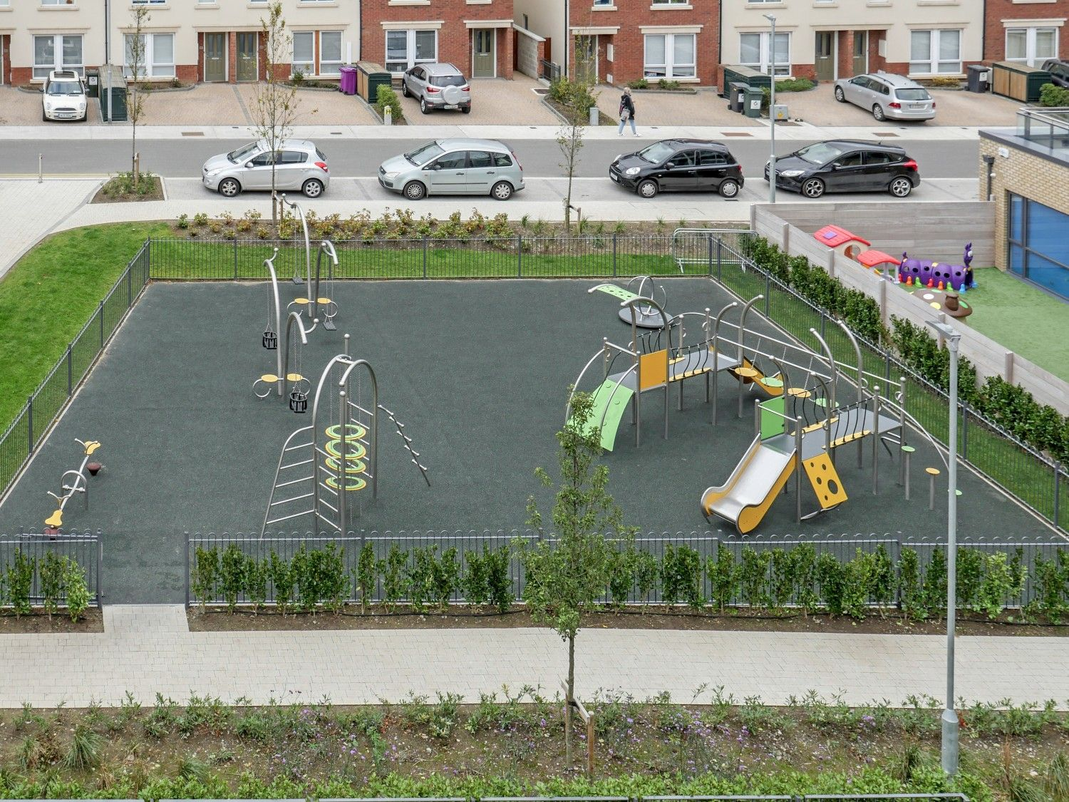 PLAYGROUND Inter-Play