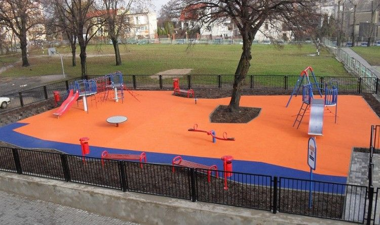 Roto Playground Inter-Play
