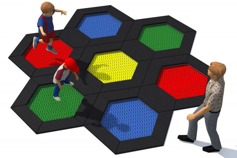 HEXO 7A Inter-Play Spielplatzgeraete