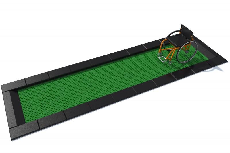 ORTA-I 150 x 500 Inter-Play Spielplatzgeraete