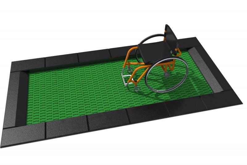 ORTA-I 150 x 250 Inter-Play Spielplatzgeraete