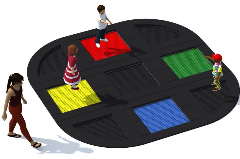TUTO 12 Inter-Play Spielplatzgeraete