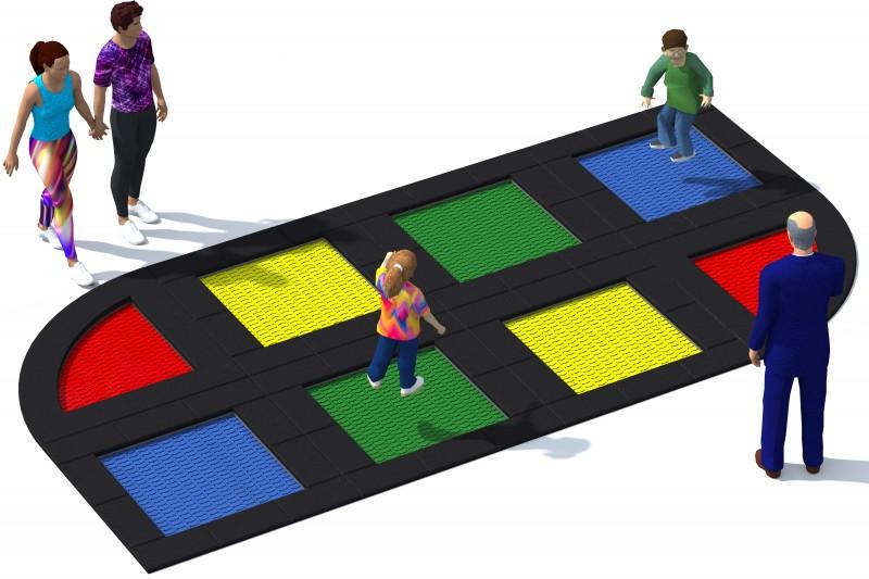 TUTO 15 Inter-Play Spielplatzgeraete