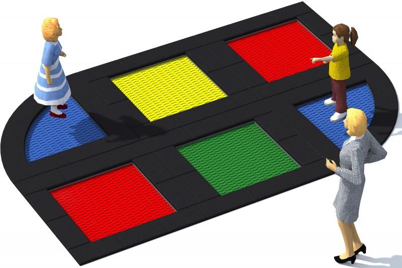 TUTO 16 Inter-Play Spielplatzgeraete
