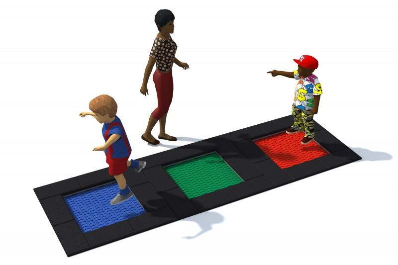 TUTO 5 Inter-Play Spielplatzgeraete