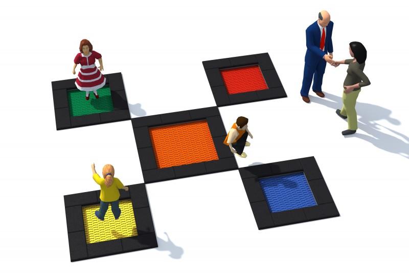 TUTO 7 Inter-Play Spielplatzgeraete