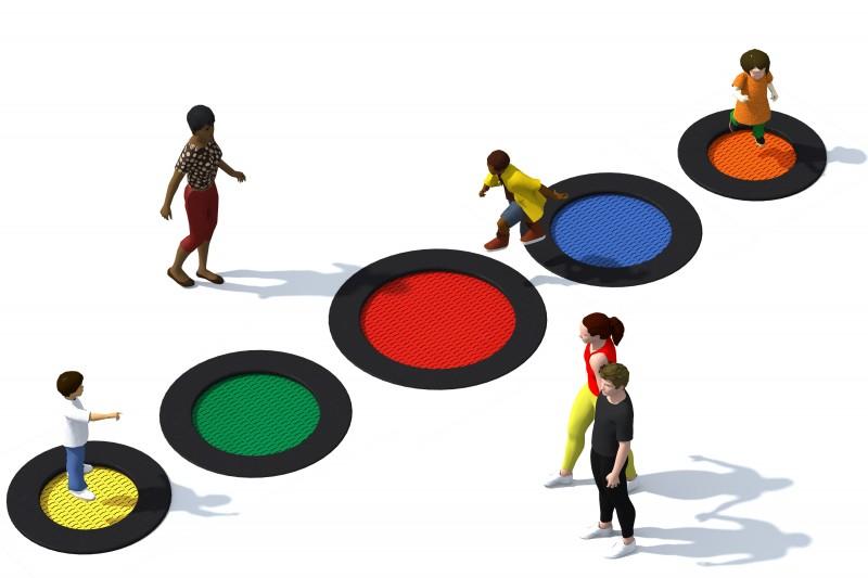TUTO 8 Inter-Play Spielplatzgeraete