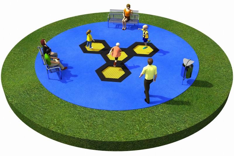 Trampolines  Layout 1 Inter-Play Spielplatzgeraete