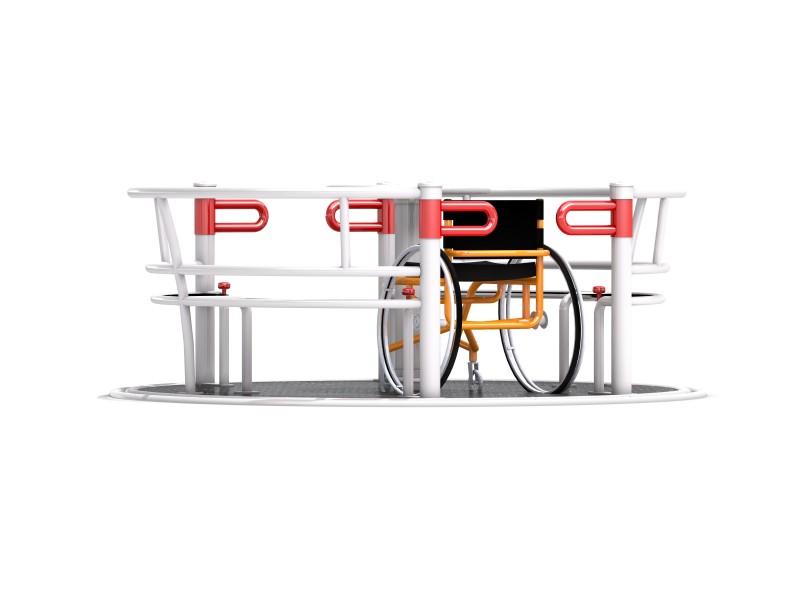 YUGO 2 Inter-Play Spielplatzgeraete