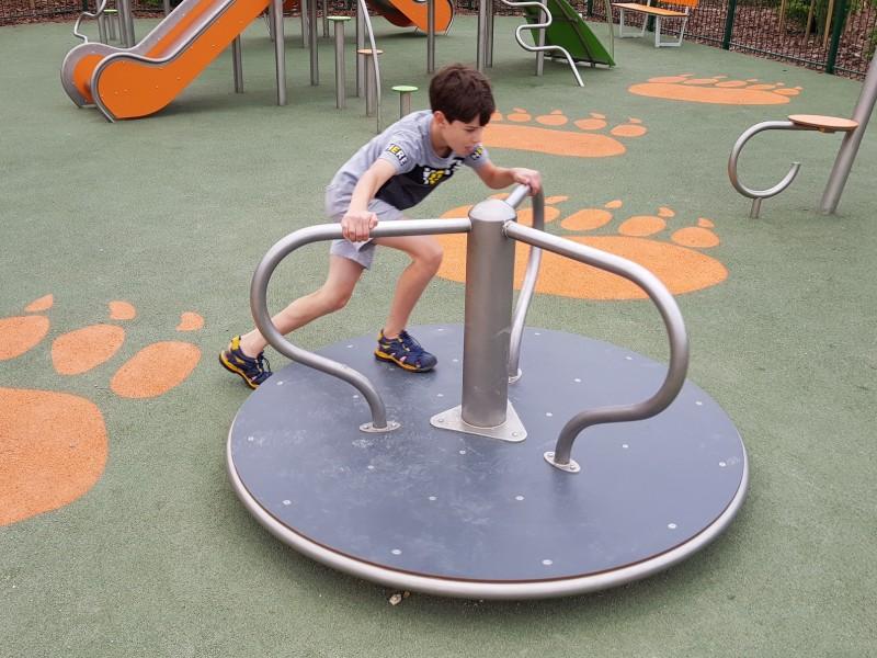 PLATFORMO Inter-Play Spielplatzgeraete