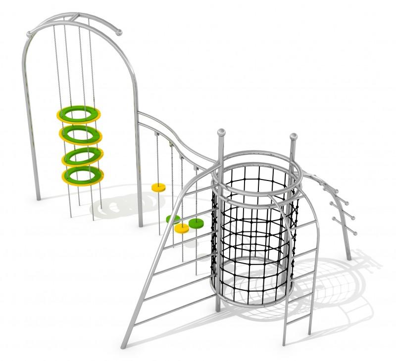 ESKALO 4 Inter-Play Spielplatzgeraete