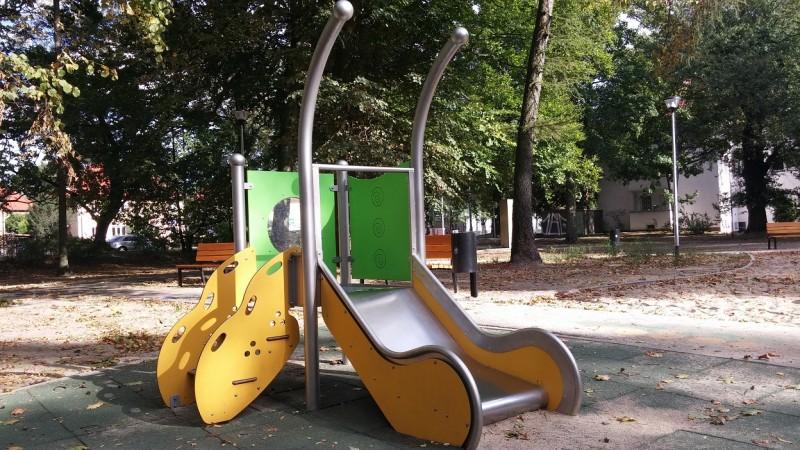 INFANO 2 Inter-Play Spielplatzgeraete