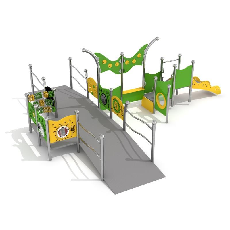 KAJO 3 Inter-Play Spielplatzgeraete