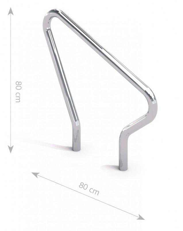 Stahl Fahrradständer 29 Inter-Play Spielplatzgeraete