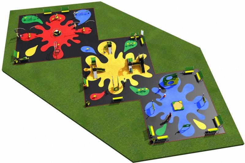 LIMAKO for toddlers layout 8 Inter-Play Spielplatzgeraete