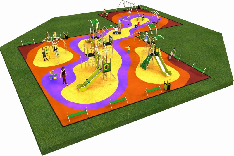 LIMAKO for teenagers layout 6 Inter-Play Spielplatzgeraete