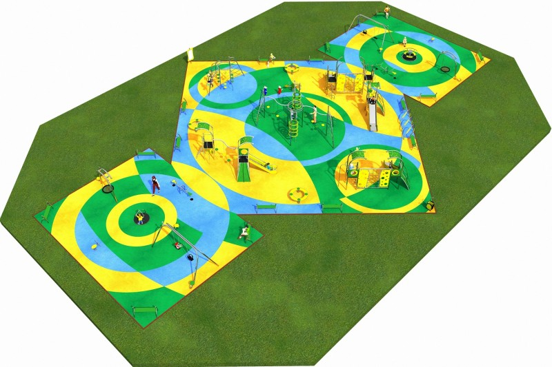 LIMAKO for teenagers layout 7 Inter-Play Spielplatzgeraete