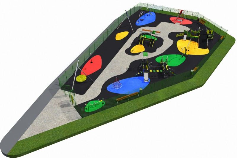 MIX layout 10 Inter-Play Spielplatzgeraete