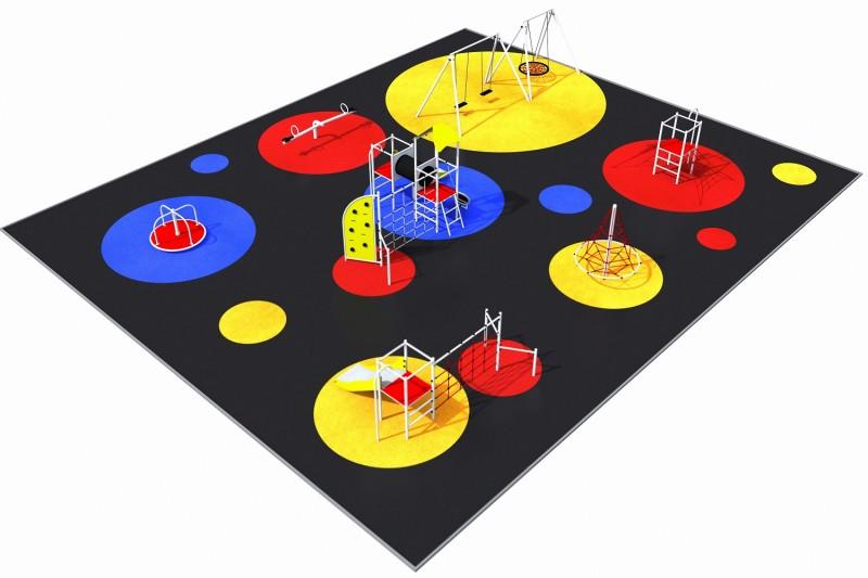 PARK layout 9 Inter-Play Spielplatzgeraete