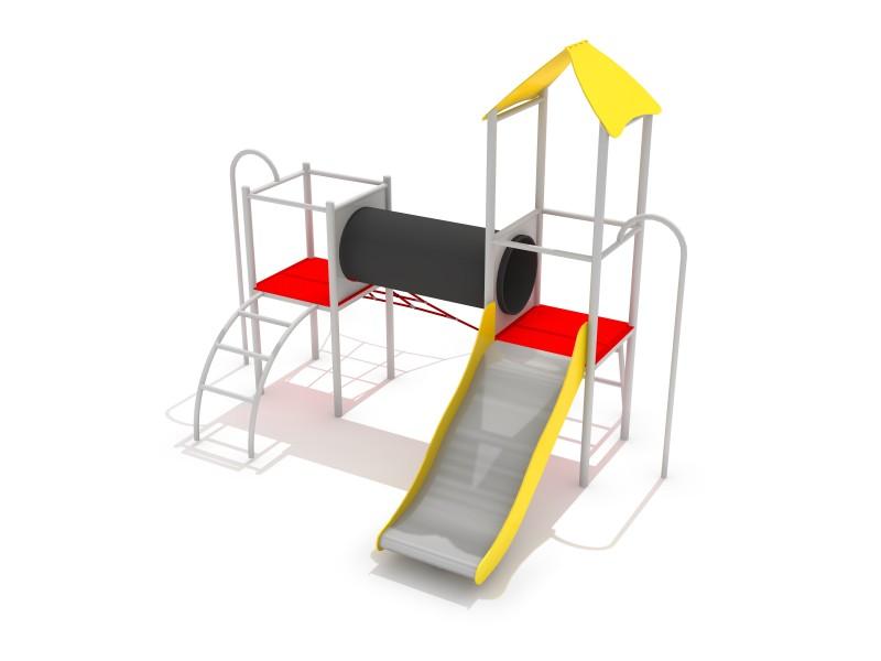 BERGAMOT Inter-Play Spielplatzgeraete