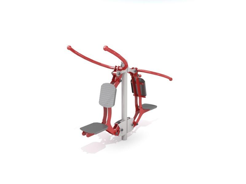 Shoulder Press + Shoulder Pull Inter-Play Spielplatzgeraete