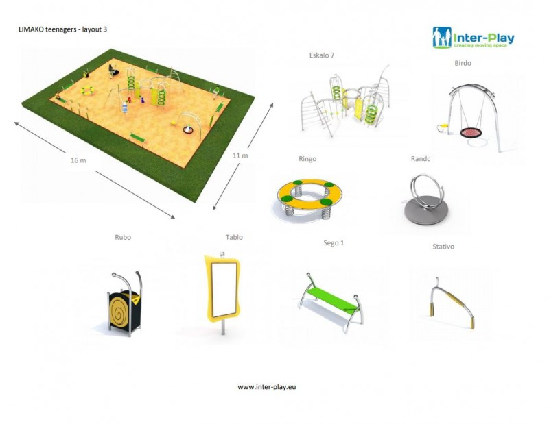 Inter-Play Spielplatzgeraete Products