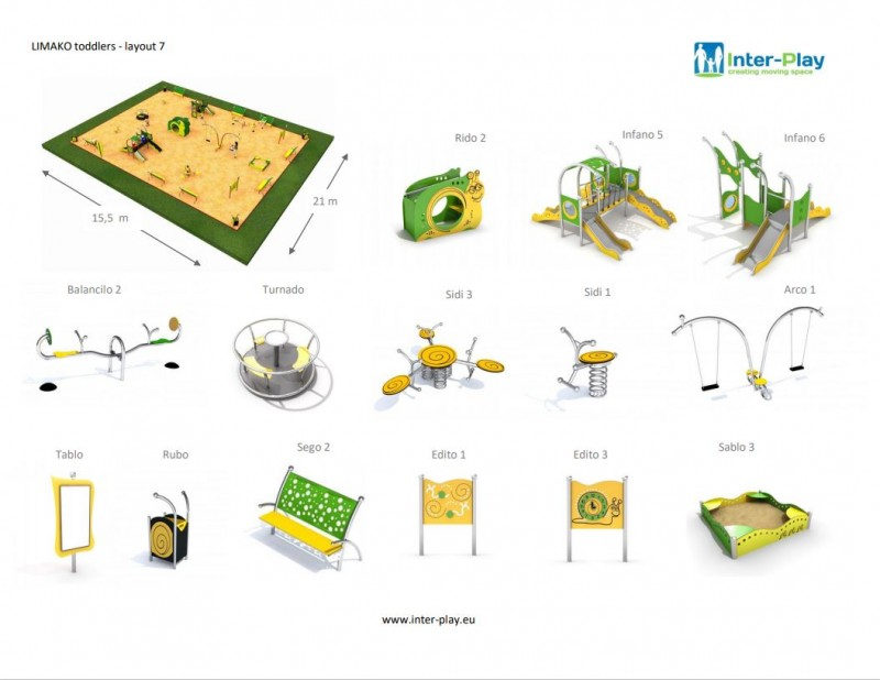 Inter-Play Spielplatzgeraete Products